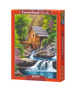 """Puzzle """"Castorland"""" 1000 details"""