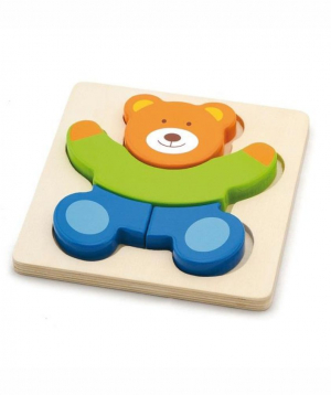 Puzzle wooden `Bear`