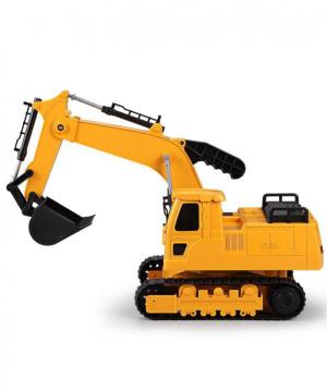 Toy excavator №1
