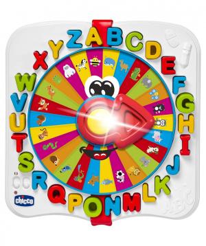 Հավաքածու «Chicco» տառերով ուսուցողական