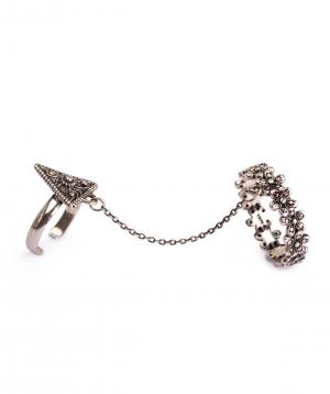 Մատանի «Har Jewelry» արծաթյա №9