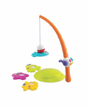 Toy `Chicco` musical, fishing