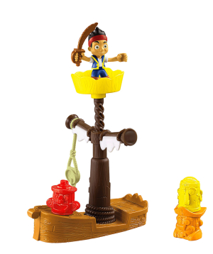 """Collection """"Fisher Price"""" Jake and the Neverland Pirates"""