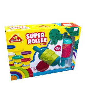 Պլաստիլին «Super Roller»