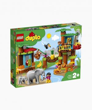Lego Duplo Կառուցողական Խաղ Տրոպիկական Կղզի