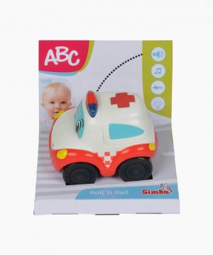 Simba ABC Լարովի Մեքենա՝ Ձայնով