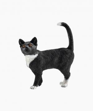 Schleich Animal Figurine «Cat, standing»