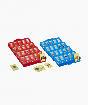 Hasbro Board Game GUESS WHO GRAB AND GO