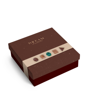 Շոկոլադե հավաքածու «Dream Chocolate» №2