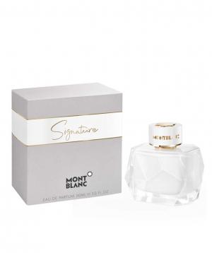 Perfume `Mont Blanc Signature` Eau De Parfum