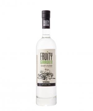 Vodka `Fruity Garden` wild pear 500 ml