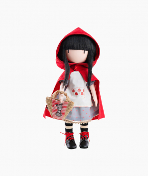 Paola Reina Տիկնիկ Santoro Gorjuss «Կարմիր Գլխարկ», 32 սմ