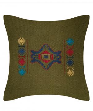 Բարձ «Miskaryan heritage» ասեղնագործ, հին հայկական գորգանախշով №24