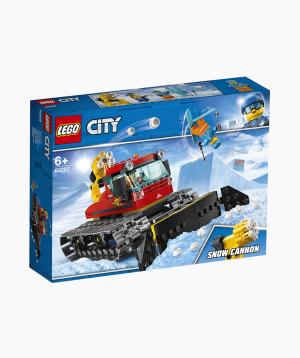 Lego City Կառուցողական Խաղ Ձյունամաքրման Մեքենա