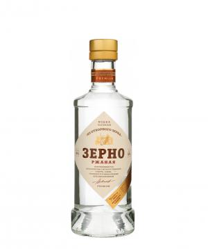 Vodka `Зерно Ржаная` 500ml