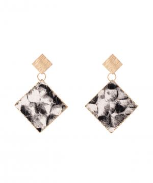 """Earrings """"Ssangel Jewelry"""" №2"""