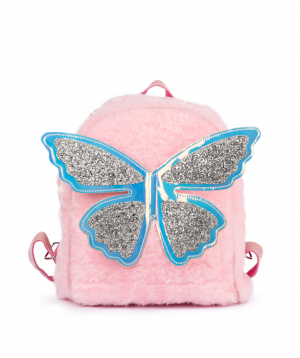 """Backpack """"Butterfly"""" for children, pink"""