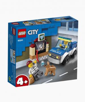 Lego City Կառուցողական Խաղ «Ոստիկանական ջոկատ»