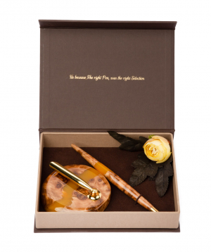 """Pen """"Awood"""" №20 in a box"""