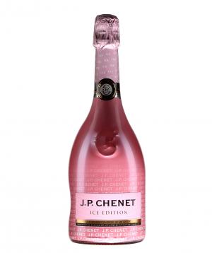 Փրփրուն գինի «J.P. Chenet Ice Edition Rose» վարդագույն, կիսաչոր 750մլ