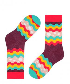 Գուլպաներ «Zeal Socks» գծավոր