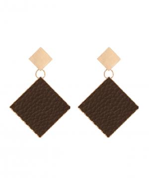 """Earrings """"Ssangel Jewelry"""" №3"""