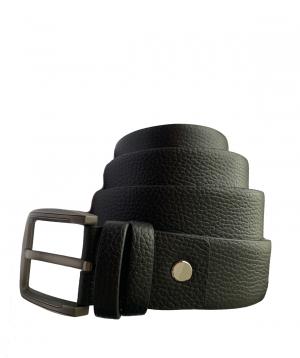 "Belt ""Phantom"" leather №1"