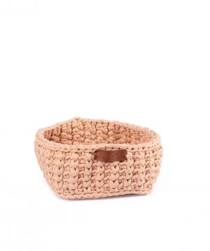 """Basket """"Ro Handmade"""" handmade, cotton №5"""