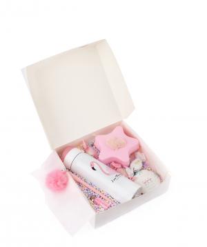 Gift box `Basic Store` №78 Phoenicopterus