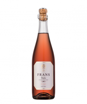 Champagne `France` pink dry 750 ml