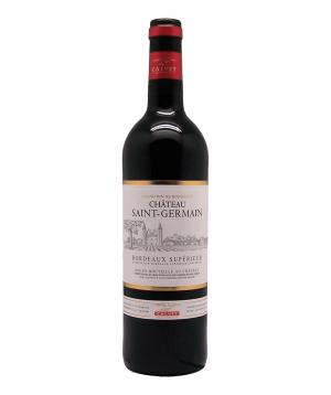 Գինի «Calvet Saint-Germain» կարմիր, չոր 750 մլ
