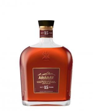 Brandy `ARARAT` Vaspurakan 15 y 500 ml