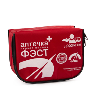 """First aid kit """"Alerto"""" for a car"""