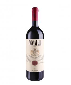 Wine `Tignanello` red dry 750 ml