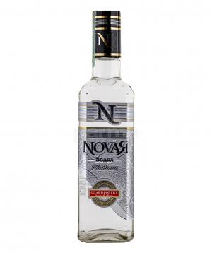 Vodka `Novaya Platinum` 500ml