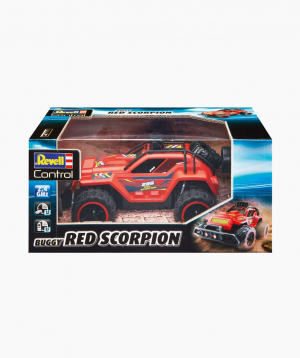 Revell Remote Control Buggy Red Scorpion