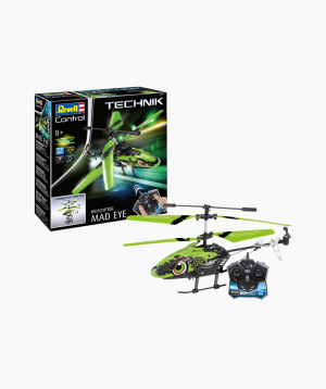 Revell Technik Remote Control Helicopter-Constructor MadEye