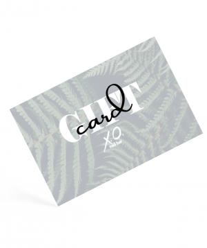 """Gift card """"X.O. Nailbar"""" 10.000 amd"""