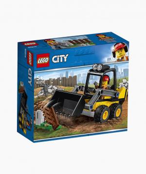 Lego City Կառուցողական Խաղ «Շինարարական էքսկավատոր»