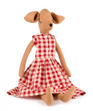 "Doll ""Onze"" Deer Sarah №3"