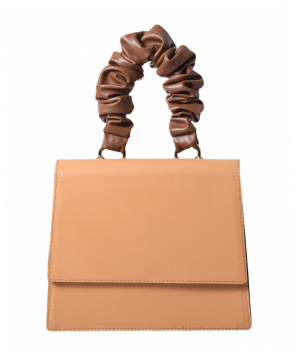 "Bag ""Anna Mirzoyan"" Sandy Brown Mini Bag"