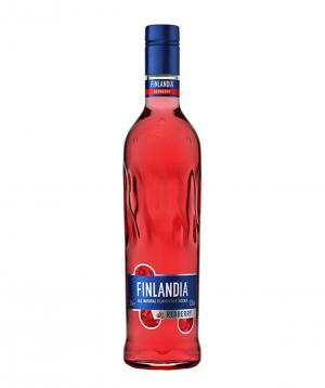 Vodka `Finlandia` red currant 700ml