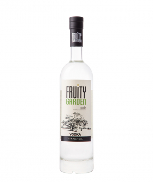 Vodka `Fruity Garden` mulberry 500 ml