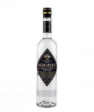 Vodka `Schmidt Black` 500ml