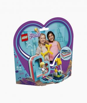 Lego Friends Կառուցողական Խաղ Ստեֆանիի Ամառային Սիրտ Արկղիկը