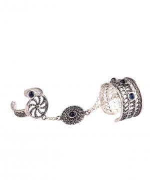 Մատանի «Ssangel Jewelry» Փիրուզ №2