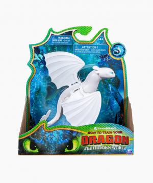 Spin Master Մուլտհերոսի Արձանիկ Dreamworks Dragons «Night Fury»