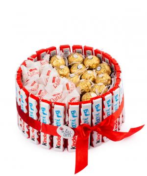 Քաղցր կոմպոզիցիա «Basic Store» սեր