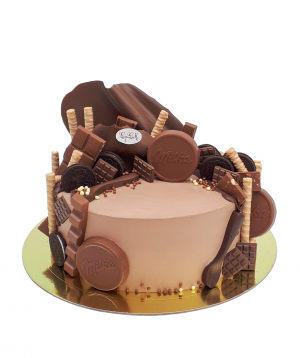 Cake `Milka`