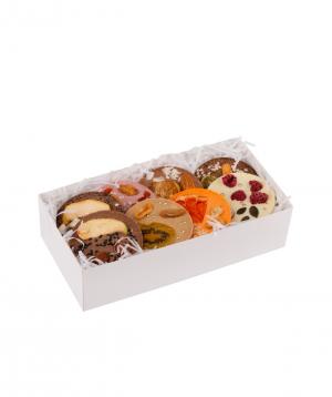Շոկոլադ «Saryaneats» չորամրգերով և ընդեղենով, տուփով №2
